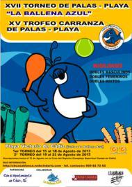 XV Trofeo Carranza de Palas - Playa 2013