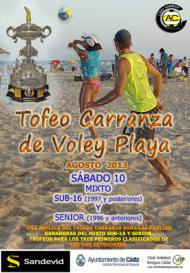 TROFEO CARRANZA VOLEY PLAYA 2013