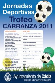 Jornadas Deportivas Trofeo Carranza 2011