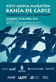 XXVI Media Maratón Bahía de Cádiz - Carrera de las Libertades