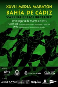 XXVII Media Maratón Bahía de Cádiz