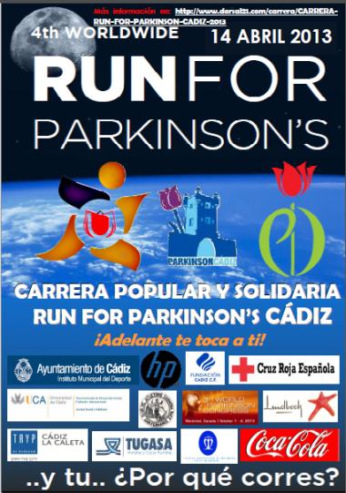 RunForParkinson's Cádiz
