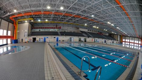 Complejo deportivo ciudad de c diz instituto municipal for Piscina 50 metros cadiz